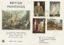 British Paintings 1968