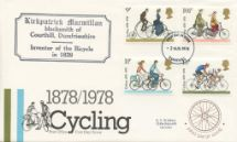 Cycling Centenaries