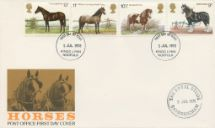 05.07.1978 Shire Horse Society The Royal Studs, Sandringham Royal Mail/Post Office