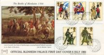 06.07.1983 British Army Battle of Blenheim Havering