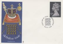 02.09.1986 Machins: Parcel Post: £1.50 Regalia Philart