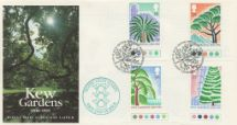 05.06.1990 Kew Gardens Traffic Light stamps Royal Mail/Post Office