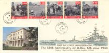 06.06.1994 D-Day 50th Anniversary Southwick - SHAEF Official Sponsors