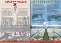 31.07.2017 The Great War Passchendaele Centenary Bradbury, Commemorative Stamp Card No.32