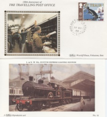 10.05.1988 Transport Midland TPO Benham, Travelling Post Office No.2