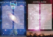 11.02.2020 Visions of the Universe Astronomy Bradbury, Commemorative Stamp Card No.48