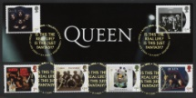 09.07.2020 Queen Stamp Sheet Header Bradbury