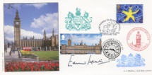 30.07.2020 Palace of Westminster Edward Heath Signed Bradbury