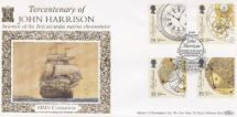 16.02.1993 Maritime Clocks HMS Centurion Benham, Gold (500) No.82
