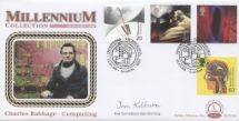12.01.1999 Inventors' Tale Prof Tom Kilburn signed Benham, BLCS No.150