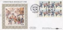 13.11.1990 Christmas 1990 Booklet  Benham, D No.156