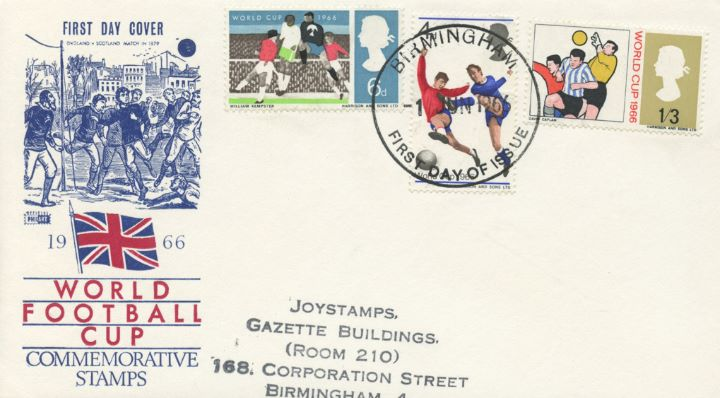 World Cup Football, England v Scotland 1879