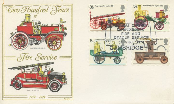 Fire Engines, Dennis 'Big Four' 1930