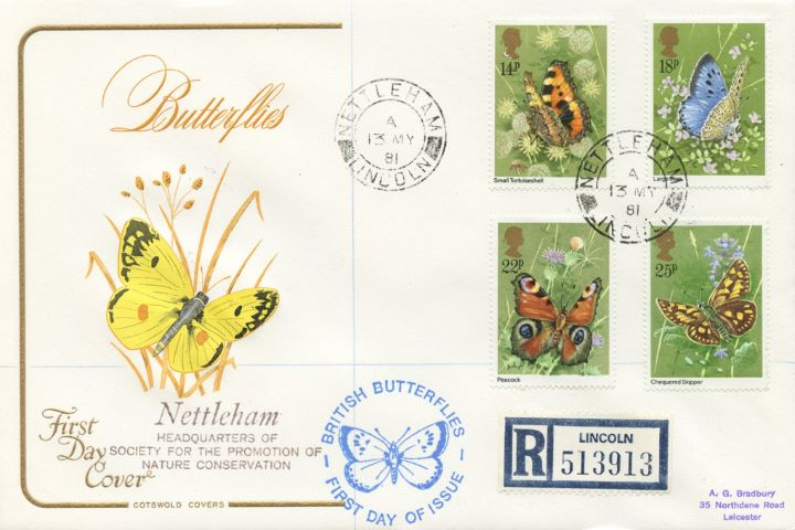 Butterflies, Nature Conservation
