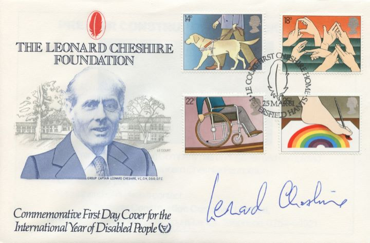 Year of the Disabled, Leonard Cheshire Foundation