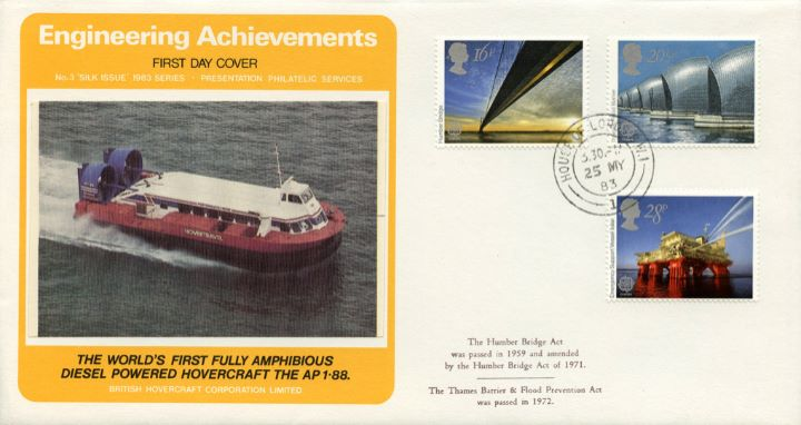 Engineering Achievements, British Hovercraft