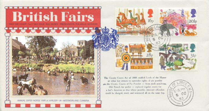 British Fairs, Appleby Horse Fair