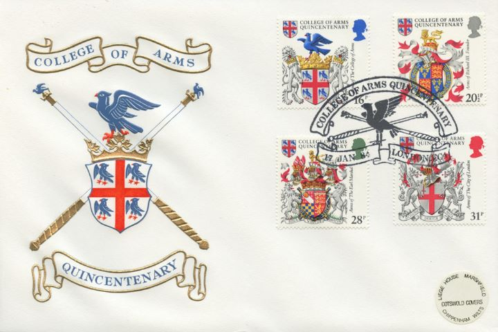 Heraldry, College of Arms