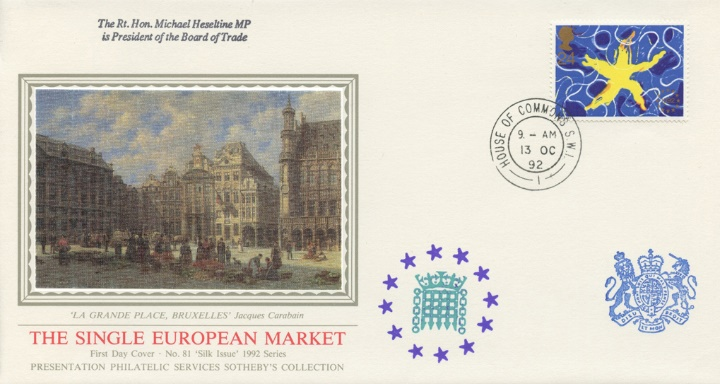 Single European Market, La Grande Place