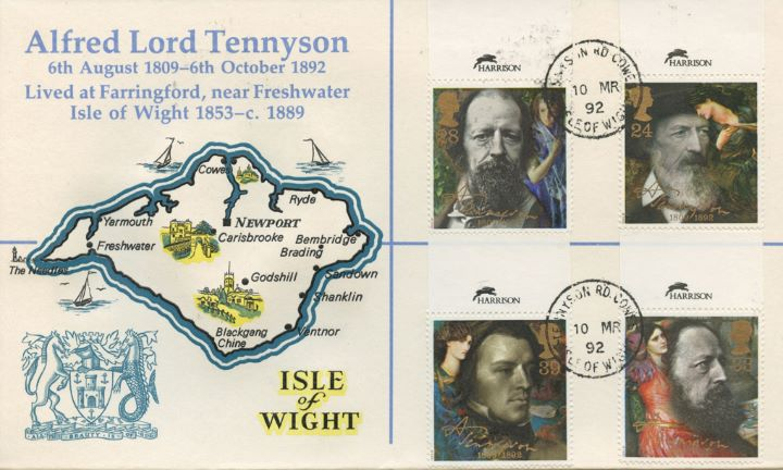 Tennyson, Isle of Wight