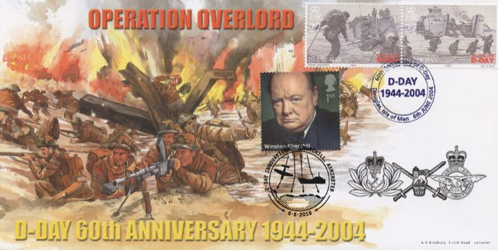 D-Day Landings 60th Anniversary, Operation Overlord