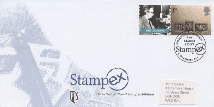 Stampex, The British National Stamp Exhibitions
