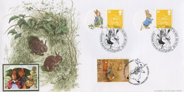 Smilers for Kids: Peter Rabbit: Generic Sheet, Beatrix Potter