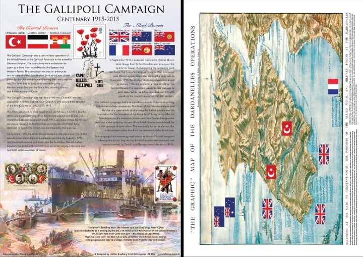 The Great War, The Gallipoli Campaign