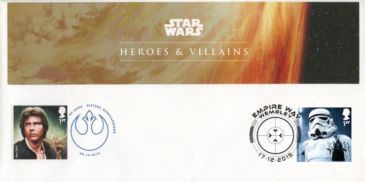 PSB: Star Wars, Heroes 7& Villains
