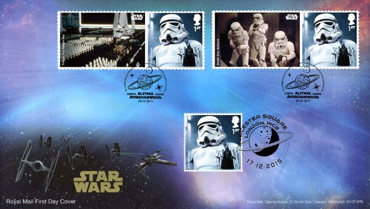 PSB: Star Wars, Stormtrooper Double-dated Star Wars Cover