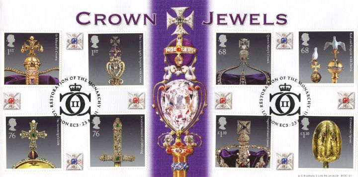 The Crown Jewels, The Sovereign's Sceptre