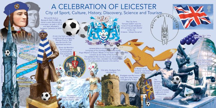City of Leicester Celebrates, Football Achievement