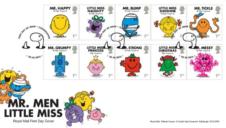 Mr Men & Little Miss, Mr Men Little Miss