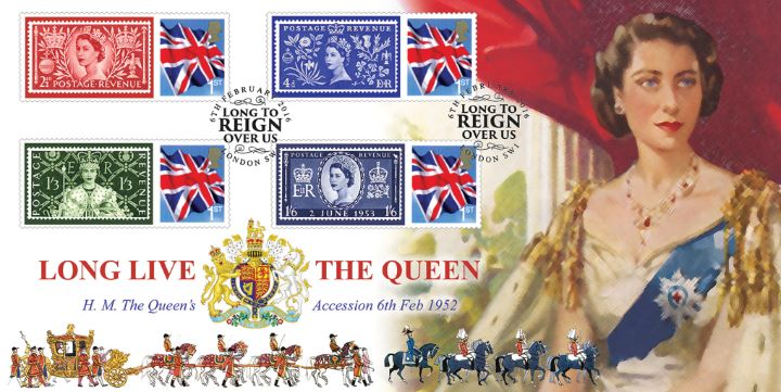 Long Live the Queen, H M The Queen - Anniversary of Accession