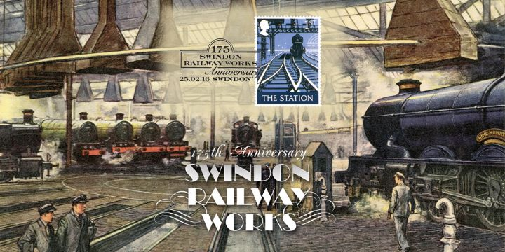 Swindon Railway Works, 175th Anniversary