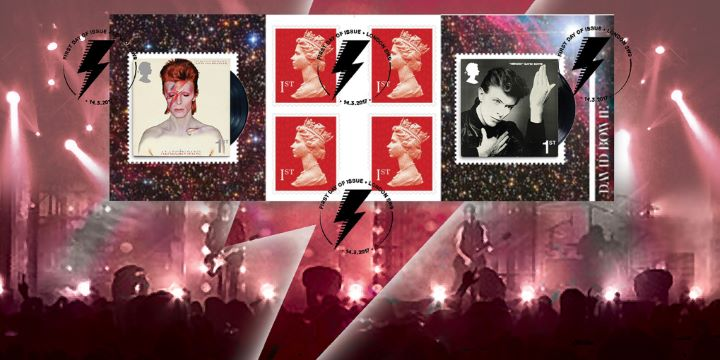 Self Adhesive: David Bowie, Live Concert