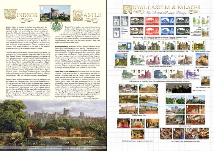 Windsor Castle, Brief History of Windsor Castle