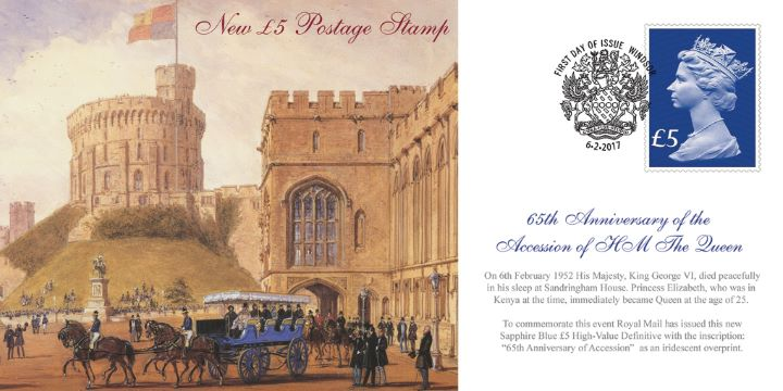 65th Anniversary of Queen's Accession, Windsor Castle ...