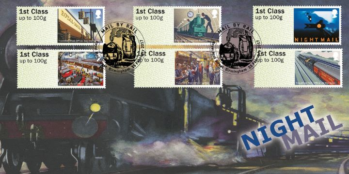 Travelling Post Office, The Night Mail
