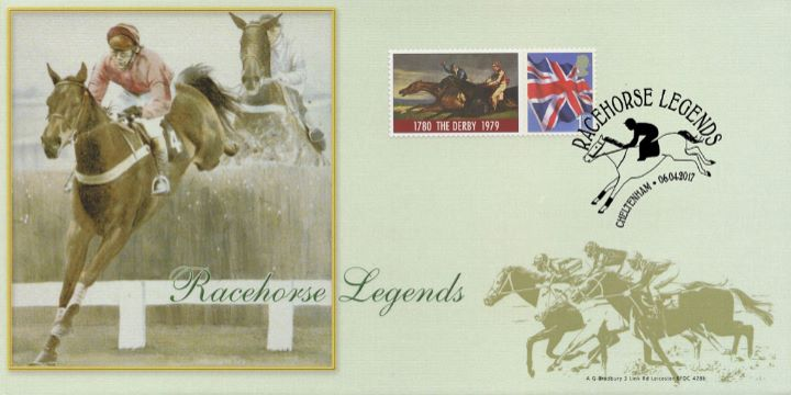 Racehorse Legends, Steeplechase