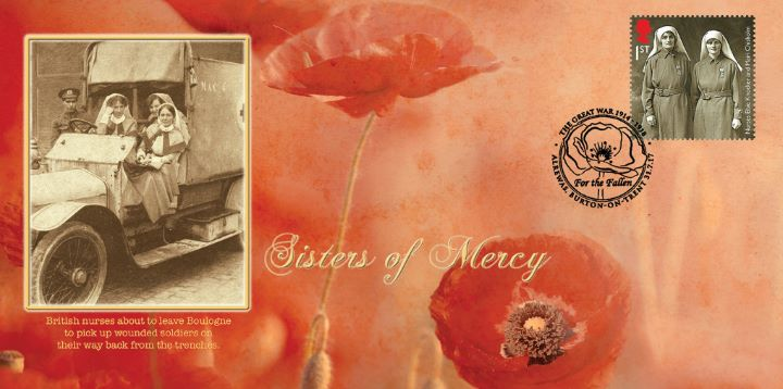 The Great War, Sisters of Mercy