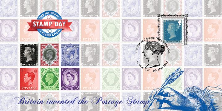 The National Stamp Day, Celebrating the Hobby of Stamp Collecting