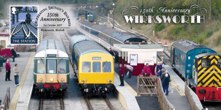 Celebrating British Railways, Wirksworth