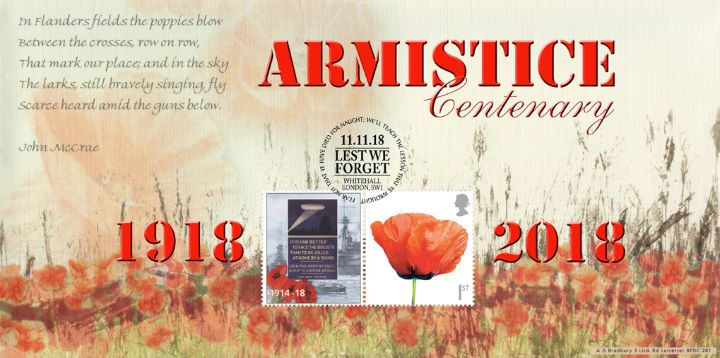 Join the Navy, Armistice Centenary