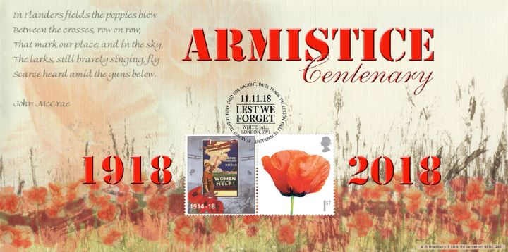 Women come and Help, Armistice Centenary