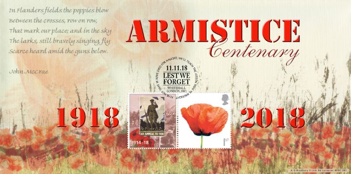 An Appeal to You, Armistice Centenary