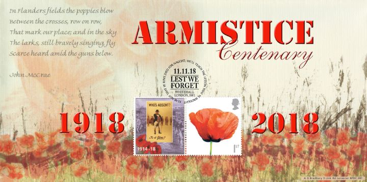 Who is Absent - Is it You?, Armistice Centenary