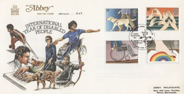 Year of the Disabled, Scarce Cover