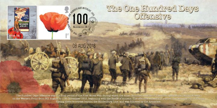 The Hundred Days Offensive, Final period of the First World War