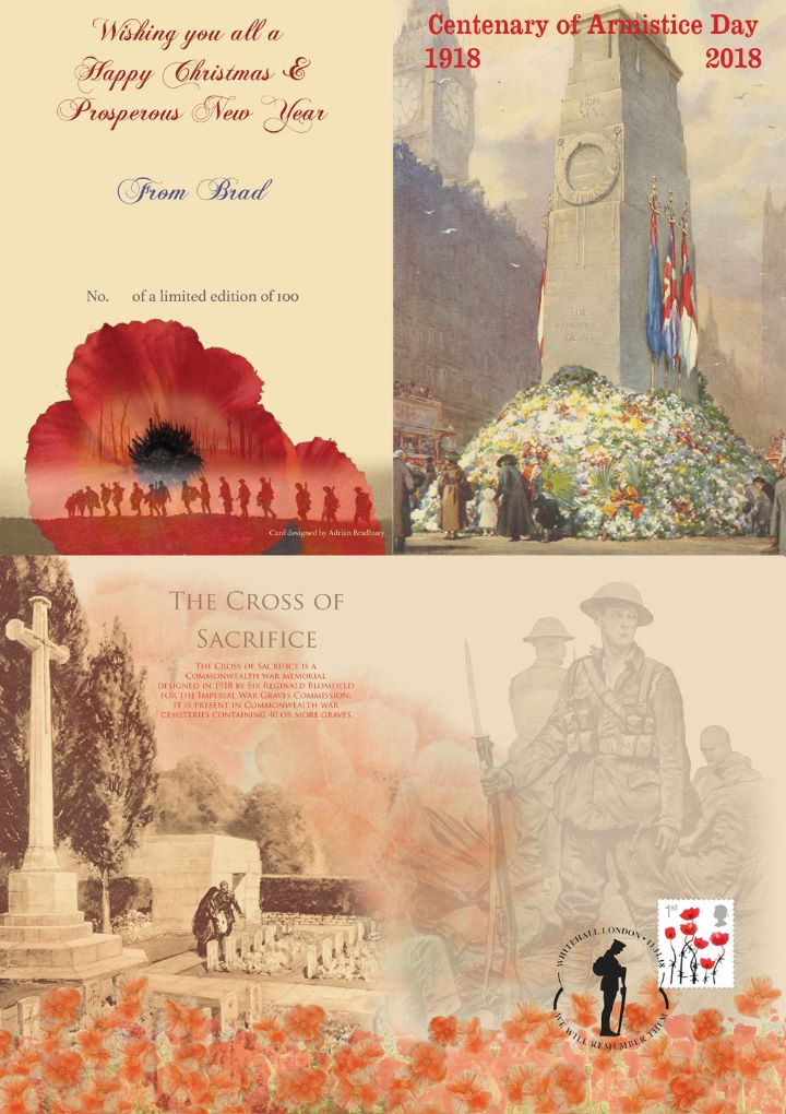 Armistice Day, Centenary